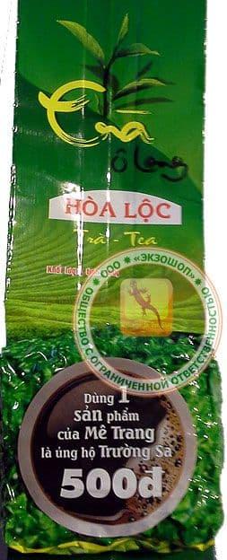 Вьетнамский чай оолонг